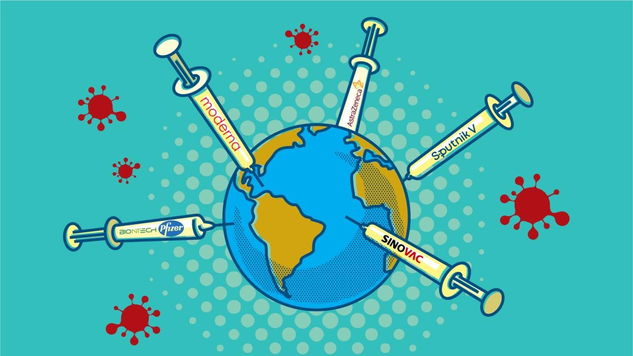 The 14 Billion Dose COVID-19 Manufacturing Challenge